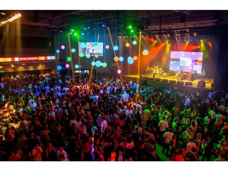 Empresas de produção de eventos em sp