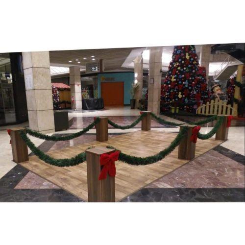 Empresa de decoração de natal